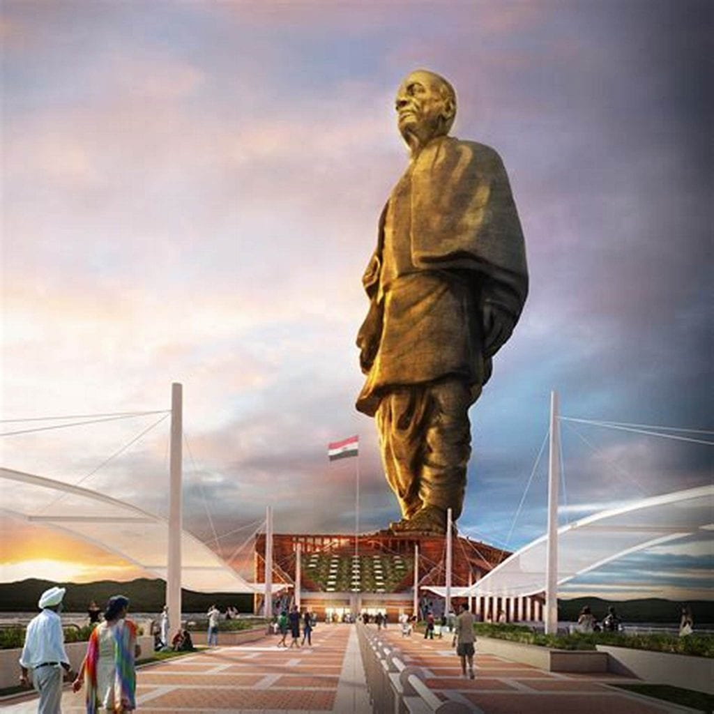 7 Ways How the Statue of Unity will Help to Increase the Revenue of the State statue of unity