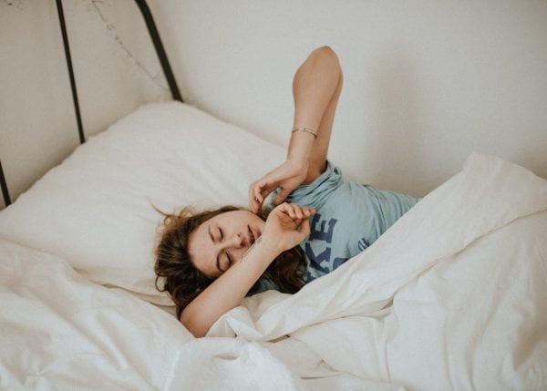 reasons why you keep waking up at night