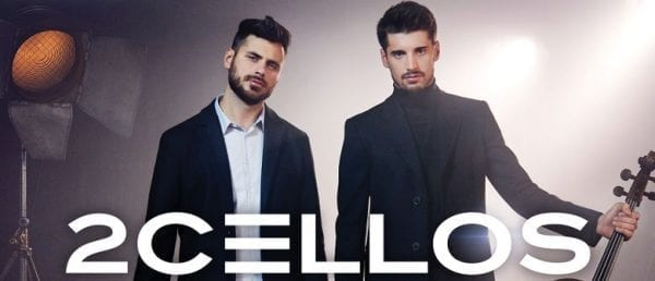 2Cellos Tour – Their Show Is Worth Seeing