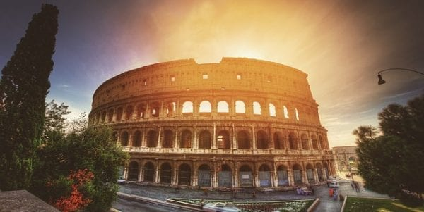 Colosseum In Rome: Some Fascinating Travel Places Around Italy