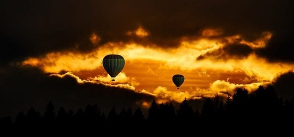 hot air balloon festivals in the us in may