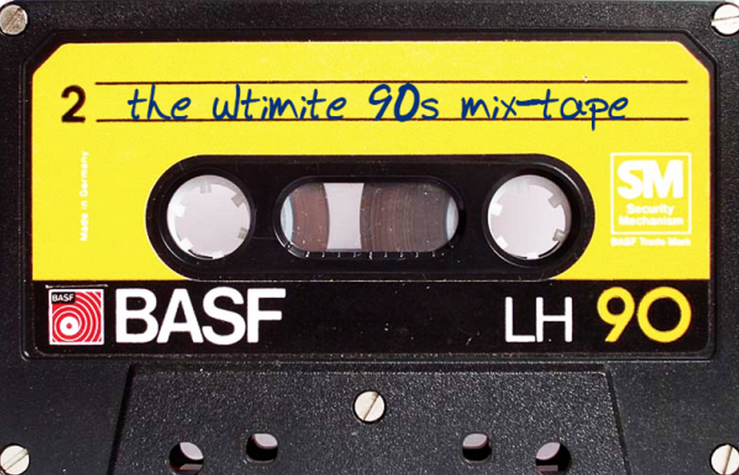 20 Nostalgic 90s Songs To Take You Back To Childhood
