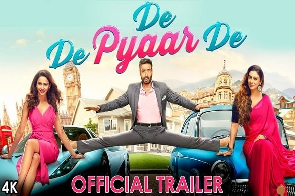 De De Pyaar De is Amazing Romantic Comedy Movie 1
