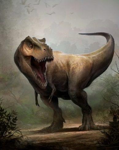 The Top 5 Dinosaurs that Ruled Canada 2