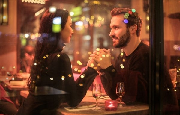 How to Ease Nerves on a First Date?