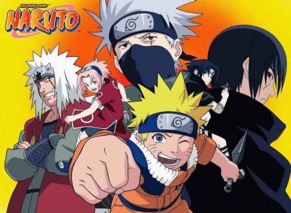Find Naruto Online - The Best Sites To Find your Favorite Hero 7