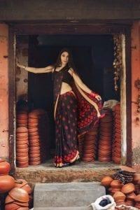 Indian Saree Culture