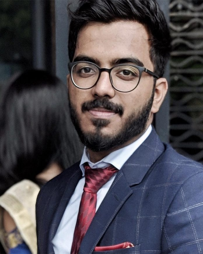Saahil Kamath-Entrepreneur