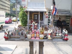 The Intriguing Practice of Spirit Worship in Thailand 5