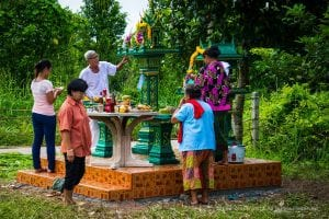 The Intriguing Practice of Spirit Worship in Thailand 1