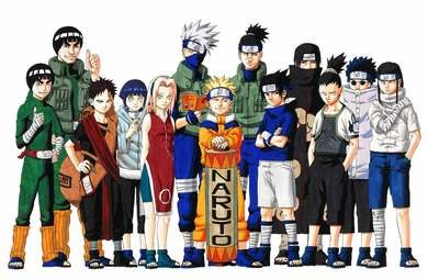 Find Naruto Online - The Best Sites To Find your Favorite Hero 3