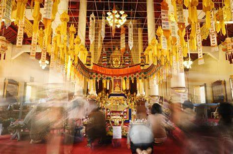 The Intriguing Practice of Spirit Worship in Thailand 18