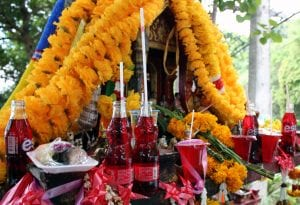 The Intriguing Practice of Spirit Worship in Thailand 4