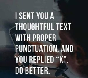 The 25 Best Punctuation Memes you will find Online 12