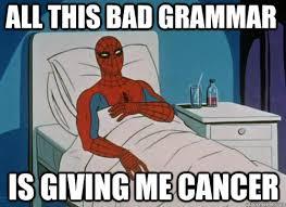 punctuation memes