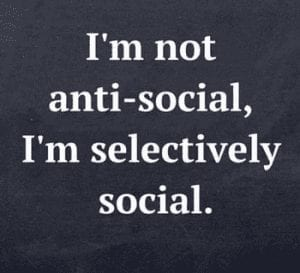 A Guide on How to be Selectively Social Today 6
