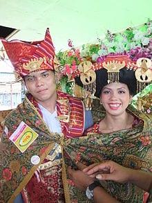 Indonesian wedding ceremonies