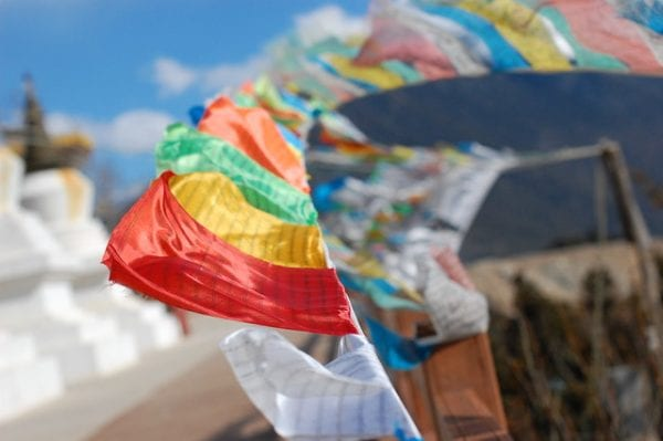 What is the Meaning of Tibetan Prayer Flags? 1