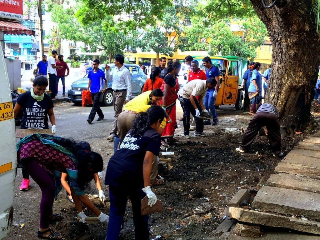 Making Bangalore The Cleanest City – Amith Amarnath 3