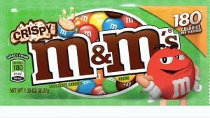 Crispy M&M