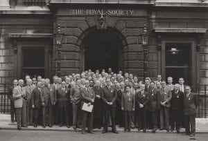 becoming a fellow of the royal society