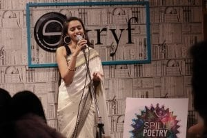 Krishna Singh, the Spill Poetry Poet: Living poetry through Anxiety, Thoughts and Heartbreaks 1