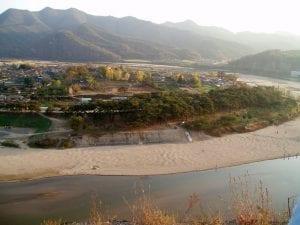 Andong Hahoe Village, South Korea