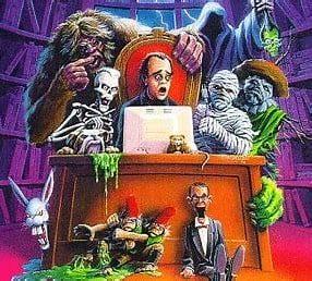 horror novels for beginners