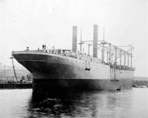 USS Cyclop ship