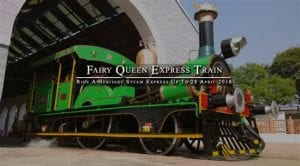 The Royal Palace Train In India: Luxury Redefined 3