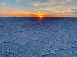 Saly Lake, Bolivia
