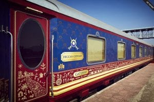The Royal Palace Train In India: Luxury Redefined 5
