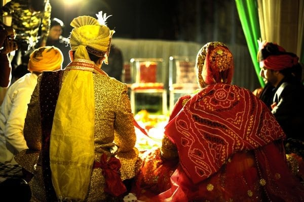 The Indian Wedding Seven Vows: What Do They Mean? 35