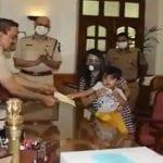Three year old Baker makes Priceless Contribution to Mumbai Police 38
