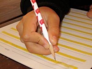 Does Pencil Grip Matter? 2