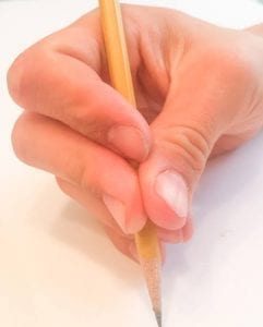 Does Pencil Grip Matter? 3