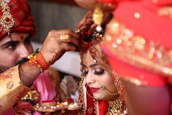 Indian Wedding Seven Vows