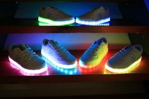 light up sneakers