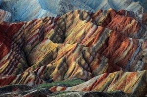 Colorful Mountains