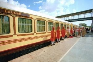 The Royal Palace Train In India: Luxury Redefined 1