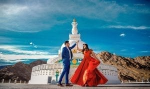Make Your Pre-Wedding Shoot Shine With These Absolutely Amazing 25 Pre-Wedding Theme Ideas 12