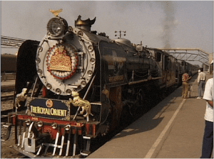 The Royal Palace Train In India: Luxury Redefined 6