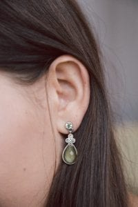 OOMPH Every Look With 15 Different Types of Earrings 12