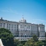 royal palace of Spain