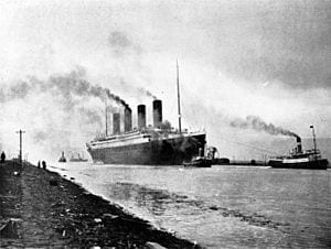 Famous People Who Died on The Titanic 8