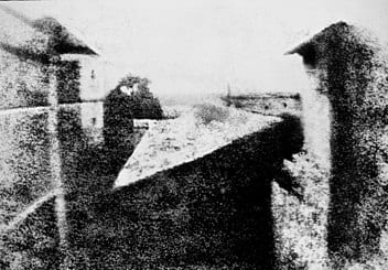 World's First Picture Taken