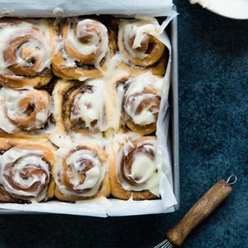 What You Need To Know To Make The Perfect Cinnamon Roll Dish 11