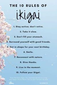 ikigai - quotes