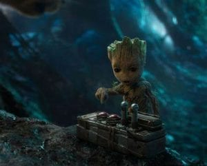 We are Groot / I am Groot