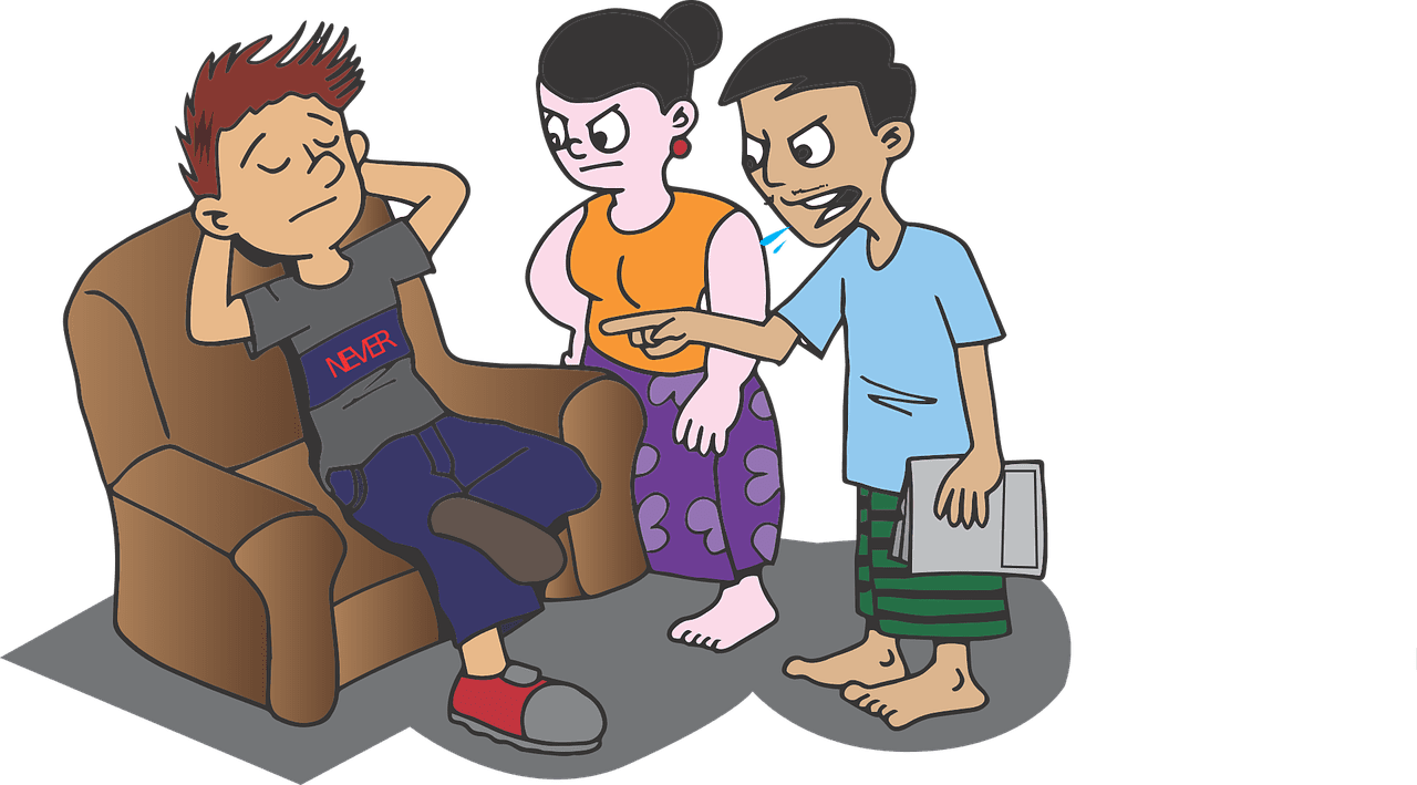 5 Valuable Perks of Living with Strict Parents! 1